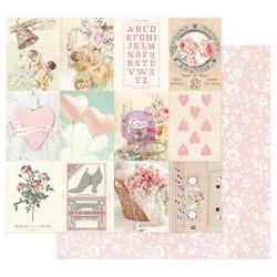 Prima Magic Love -skräppipaperi Sweetness