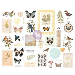 Prima Nature Lover - Chipboard tarrat