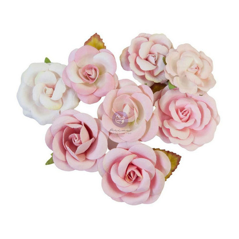 Prima Magic Love paperikukat Pink Dreams