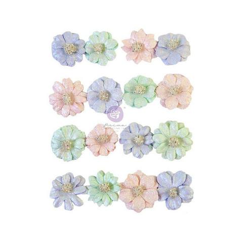 Prima Watercolor Floral paperikukat Pretty Tints