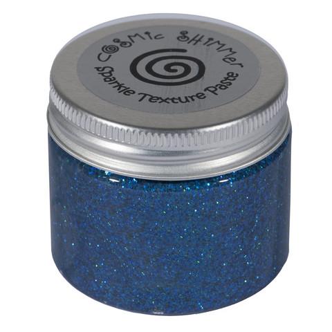 Cosmic Shimmer Sparkle tekstuuripasta, sävy Decadent Denim