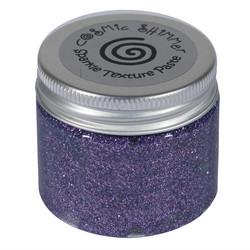 Cosmic Shimmer Sparkle tekstuuripasta, sävy Chic Aubergine