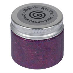 Cosmic Shimmer Sparkle tekstuuripasta, sävy Chic Magenta