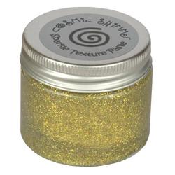Cosmic Shimmer Sparkle tekstuuripasta, sävy Graceful Mustard