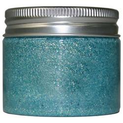 Cosmic Shimmer Sparkle tekstuuripasta, sävy Frosted Aqua