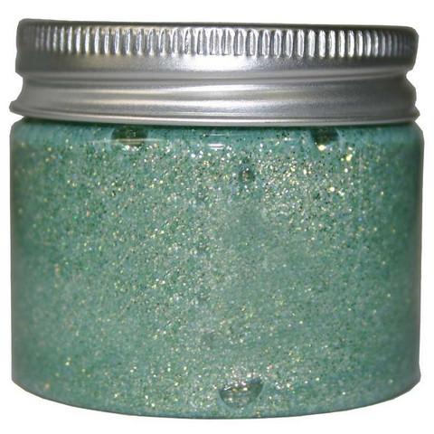 Cosmic Shimmer Sparkle tekstuuripasta, sävy Frosted Jade