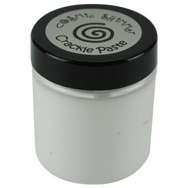Cosmic Shimmer Crackle pasta, sävy White