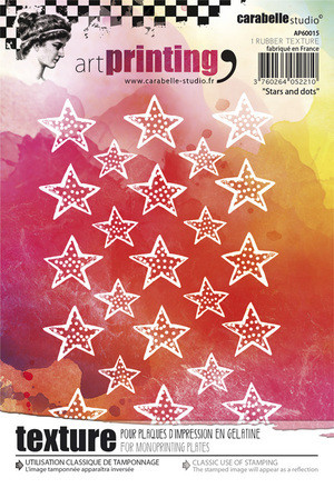Carabelle Studio tekstuurilevy Stars and Dots