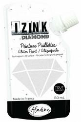 Aladine Izink Diamond -glittermaali, sävy Nacre