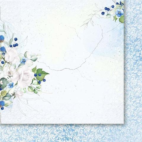 Paper Heaven skräppipaperi A Walk In The Clouds 01