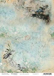 Craft O'clock riisipaperi Hours of Longing