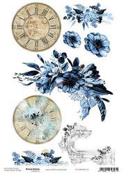 Craft O'clock riisipaperi Hours of Longing 2