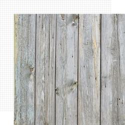 Simple Stories Color Vibe skräppipaperi Birch/White Grid
