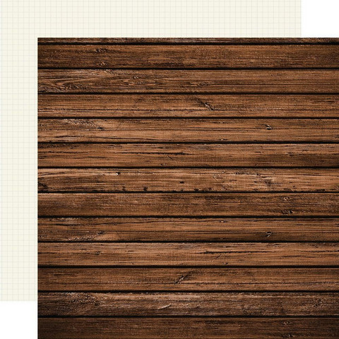 Simple Stories Color Vibe skräppipaperi Elm/Cream Grid
