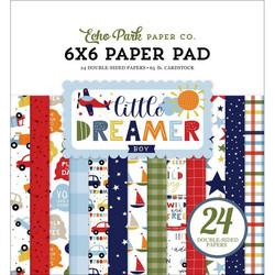 Echo Park Little Dreamer Boy-paperipakkaus