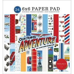 Carta Bella Our Travel Adventure -paperipakkaus