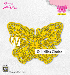 Nellie's Choice stanssi Butterfly