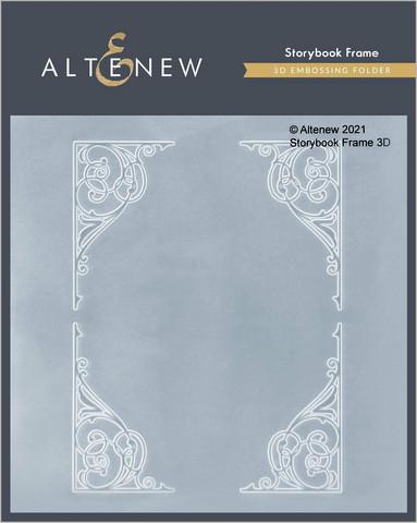Altenew 3D kohokuviointikansio Storybook Frame