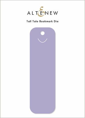 Altenew Tall Tale Bookmark -stanssi