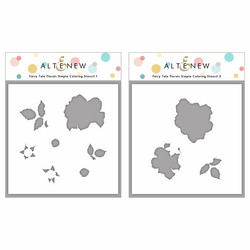 Altenew Fairy Tale Florals Simple Coloring -sapluunasetti