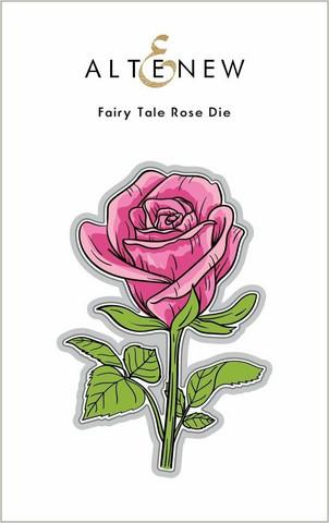 Altenew Fairy Tale Rose -stanssi