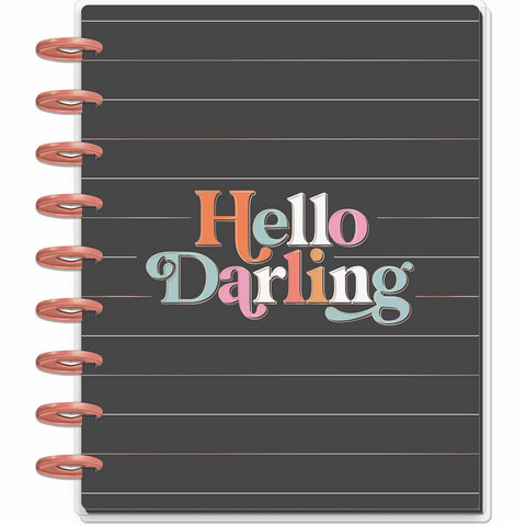 Mambi Classic Planner -kalenteri, Hello Darling, 18 kk päivätty