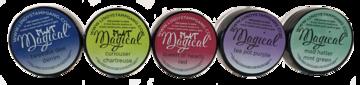 Lindy's Stamp Gang Shimmer Magicals -jauheet, Mad Hatter
