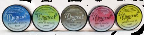 Lindy's Stamp Gang Shimmer Magicals -jauheet, Prairie Wildflower