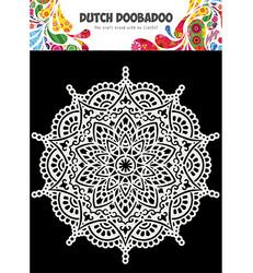 Dutch Doobadoo Mandala -sapluuna