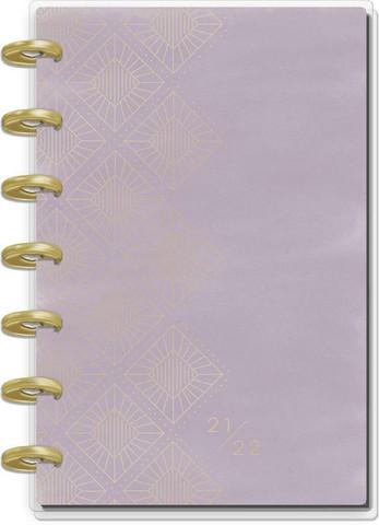 Mambi Mini Planner -kalenteri, Girl With Goals, 12 kk päivätty