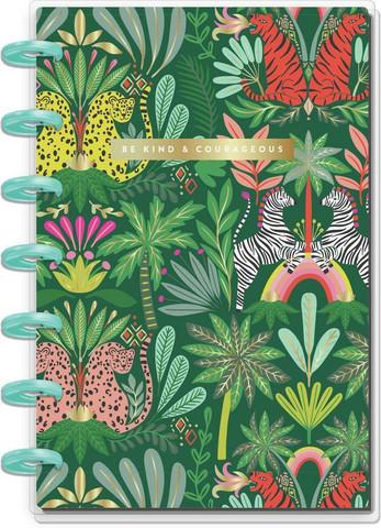 Mambi Mini Happy Notes -muistikirja, Jungle Vibes