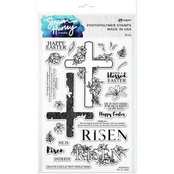 Simon Hurley leimasinsetti He Is Risen!