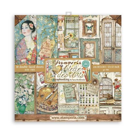 Stamperia paperipakkaus Atelier des Arts, 12