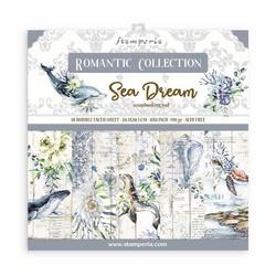 Stamperia paperipakkaus Romantic Sea Dream, 8