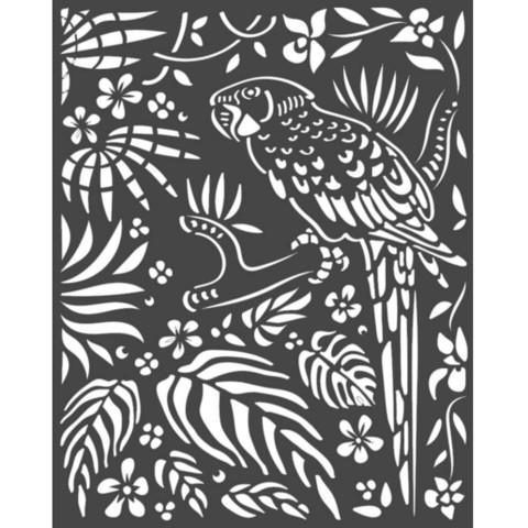 Stamperia sapluuna Amazonia Parrot