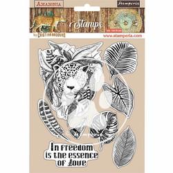 Stamperia leimasinsetti Amazonia Jaguar