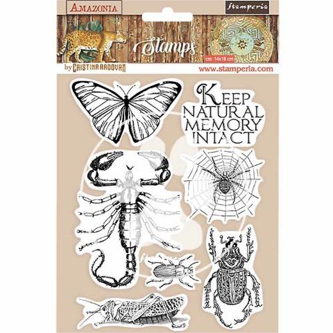 Stamperia leimasinsetti Amazonia Butterfly