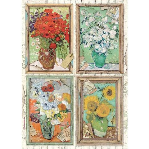 Stamperia riisipaperi Atelier, Van Gogh