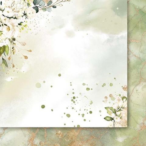 Paper Heaven skräppipaperi Golden Dreams 01