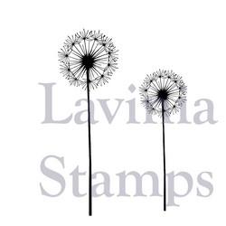 Lavinia Stamps leimasin Fairy Dandelions