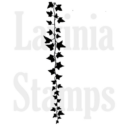 Lavinia Stamps leimasin Falling Ivy