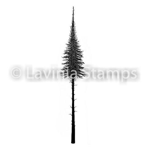 Lavinia Stamps leimasin Fairy Fir Tree, small