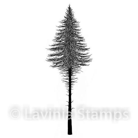 Lavinia Stamps leimasin Fairy Fir Tree 2, small