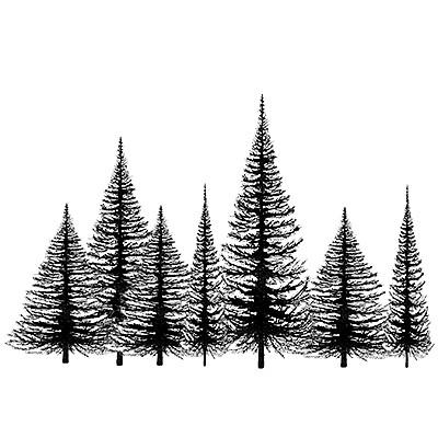 Lavinia Stamps leimasin Christmas Tree Group