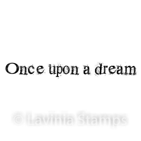 Lavinia Stamps leimasin Once Upon A Dream