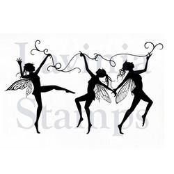 Lavinia Stamps leimasin Dancing till dawn