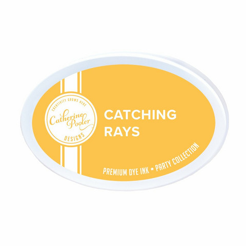 Catherine Pooler Premium Dye Ink -mustetyyny, sävy Catching Rays