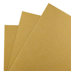 Journey Brush Gold Cardstock -helmiäiskartonki