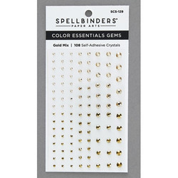Spellbinders Gold Mix -tarratimantit