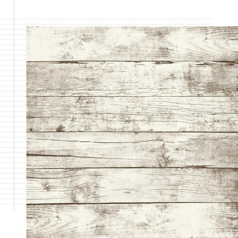Simple Stories Color Vibe skräppipaperi Aspen/White Notebook